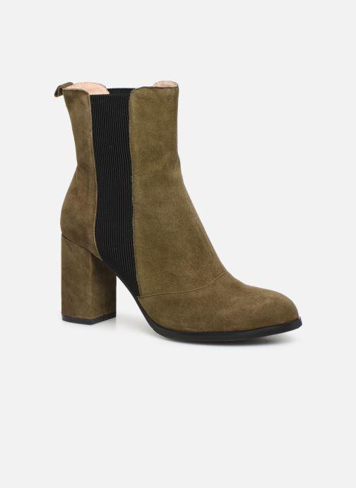 chaussures the bear BICH S (vert) - Bottines et bottes chez