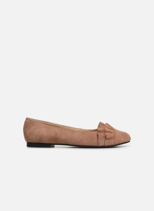 Ballerina's Shoe the bear ALEXA FRILLS Beige achterkant