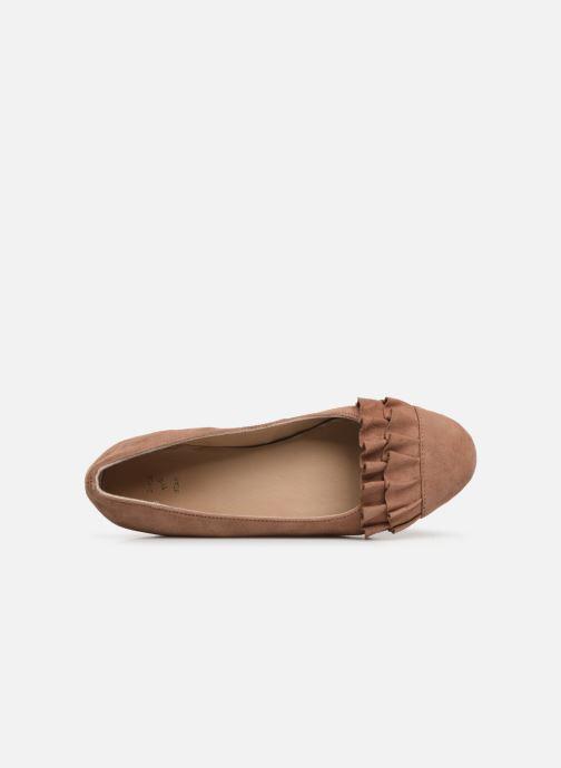 Ballerina's Shoe the bear ALEXA FRILLS Beige links