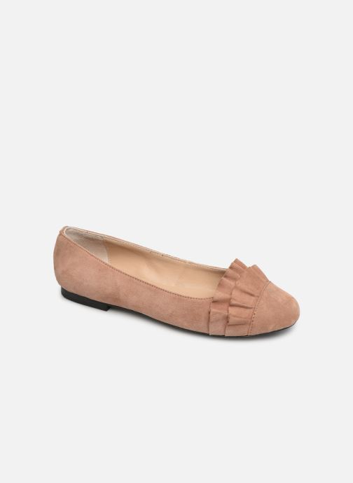 Ballerina's Shoe the bear ALEXA FRILLS Beige detail
