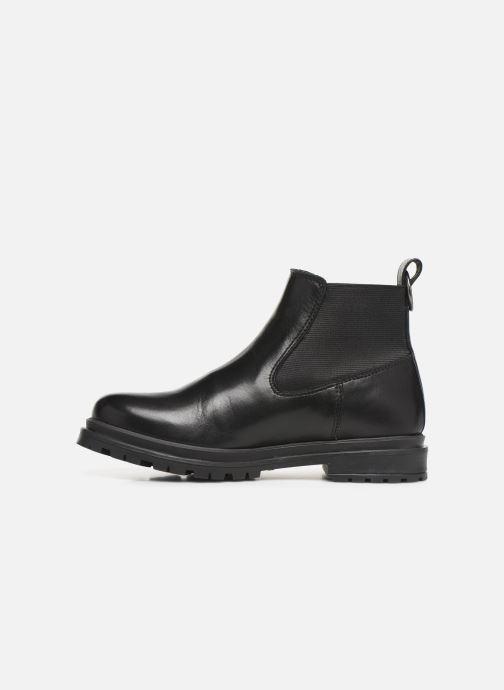 Boots en enkellaarsjes Shoe the bear AKIRA CHELSEA L Zwart voorkant