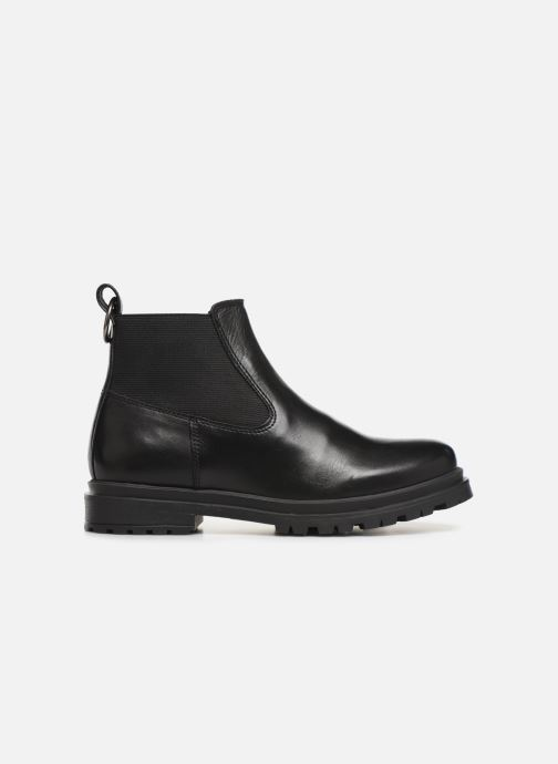 Boots en enkellaarsjes Shoe the bear AKIRA CHELSEA L Zwart achterkant