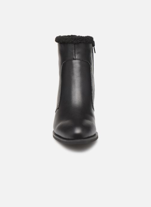 Bottines et boots Shoe the bear CECI WOOL Noir vue portées chaussures