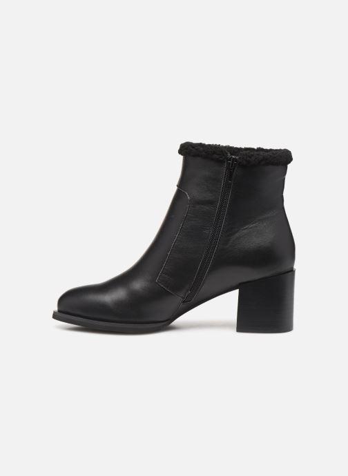 Bottines et boots Shoe the bear CECI WOOL Noir vue face
