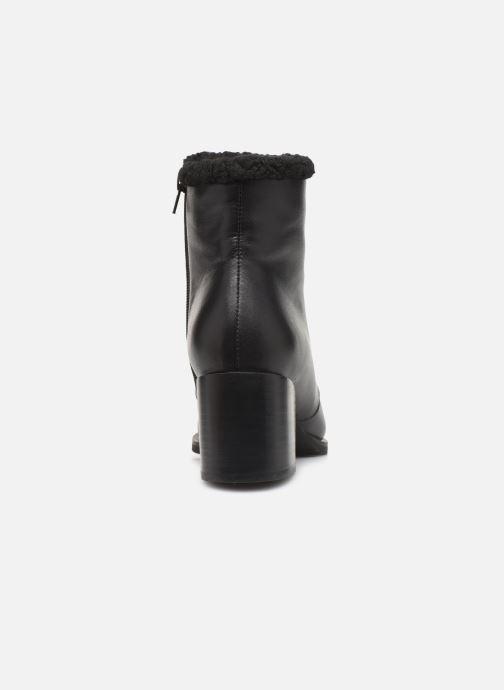 Bottines et boots Shoe the bear CECI WOOL Noir vue droite