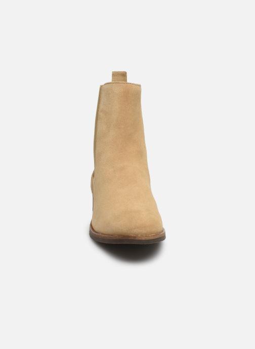 Boots en enkellaarsjes Shoe the bear MARLA CHELSEA S Beige model