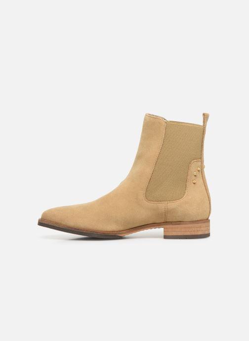 Boots en enkellaarsjes Shoe the bear MARLA CHELSEA S Beige voorkant