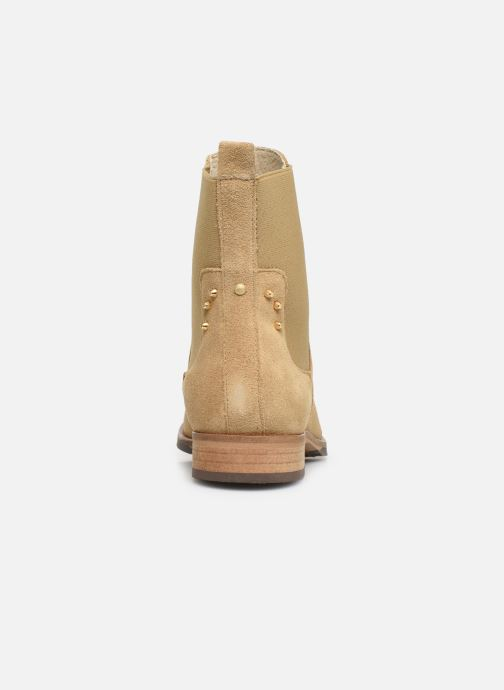 Boots en enkellaarsjes Shoe the bear MARLA CHELSEA S Beige rechts