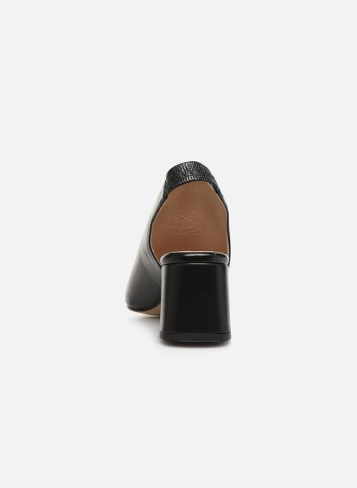High heels Shoe the bear ALLISON SLINGBACK L Black view from the right
