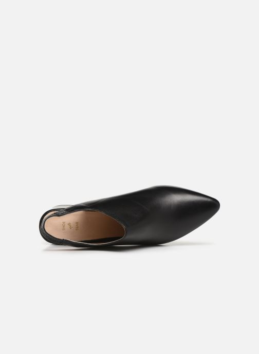 High heels Shoe the bear ALLISON SLINGBACK L Black view from the left