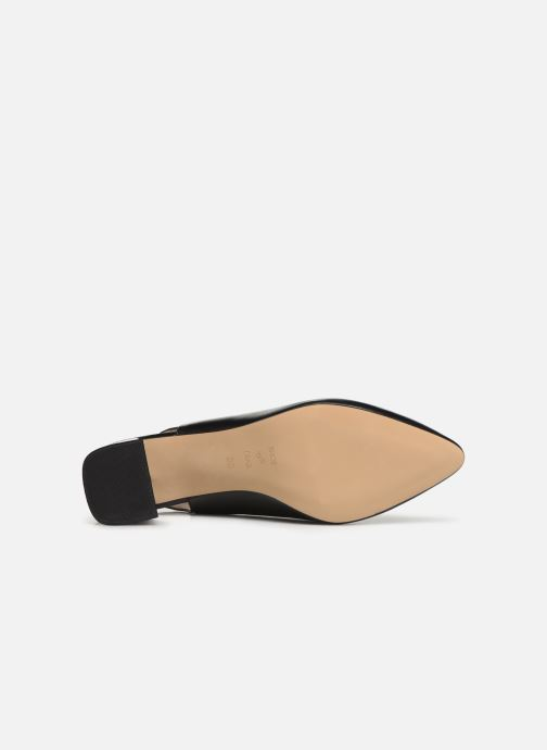 High heels Shoe the bear ALLISON SLINGBACK L Black view from above