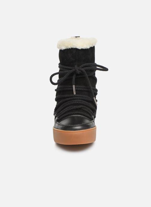Bottines et boots Shoe the bear TRISH WOOL Noir vue portées chaussures