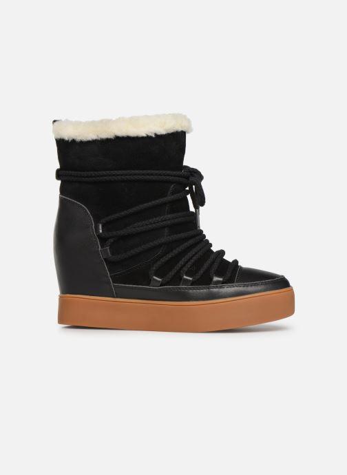 Bottines et boots Shoe the bear TRISH WOOL Noir vue derrière
