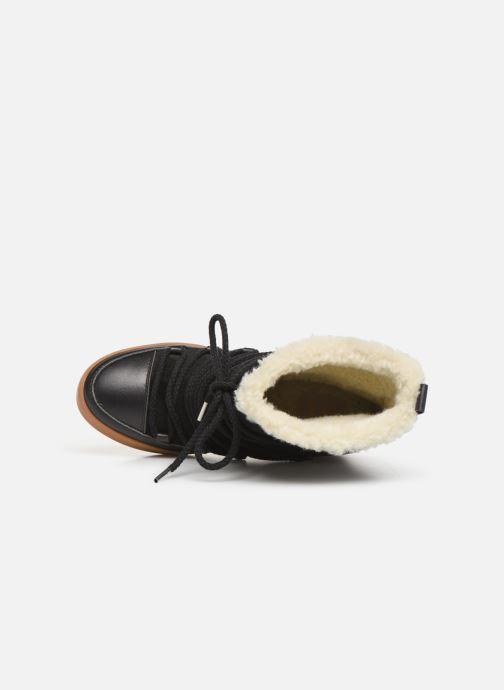Boots en enkellaarsjes Shoe the bear TRISH WOOL Zwart links