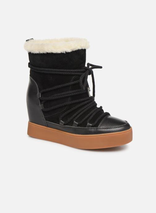 Bottines et boots Shoe the bear TRISH WOOL Noir vue détail/paire