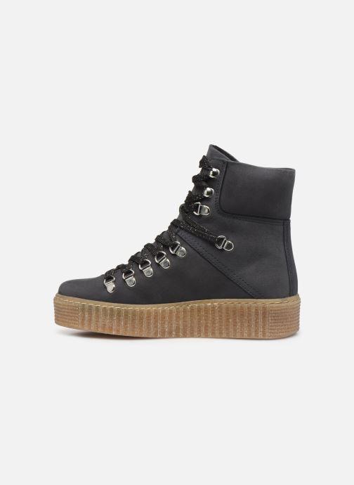Bottines et boots Shoe the bear AGDA N Bleu vue face