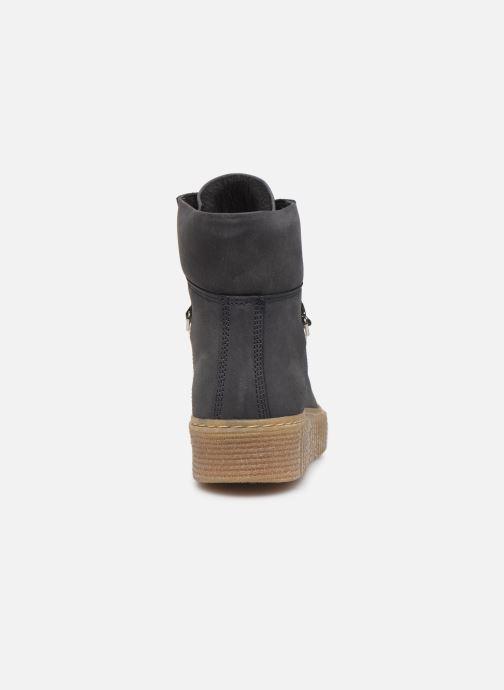 Bottines et boots Shoe the bear AGDA N Bleu vue droite