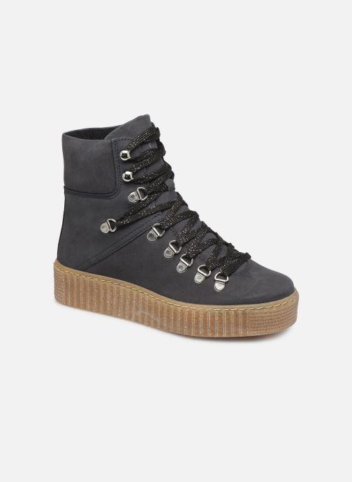 Ankelstøvler Shoe the bear AGDA N Blå detaljeret billede af skoene
