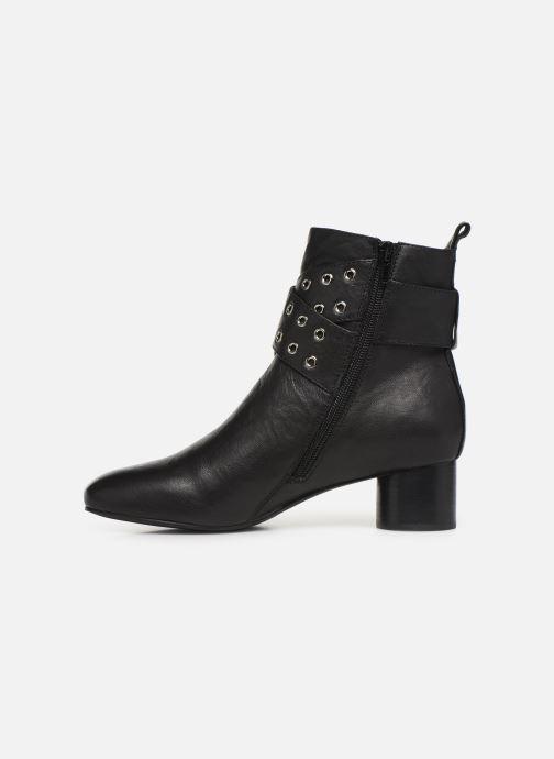 Bottines et boots Shoe the bear AYA BUCKLE L Noir vue face
