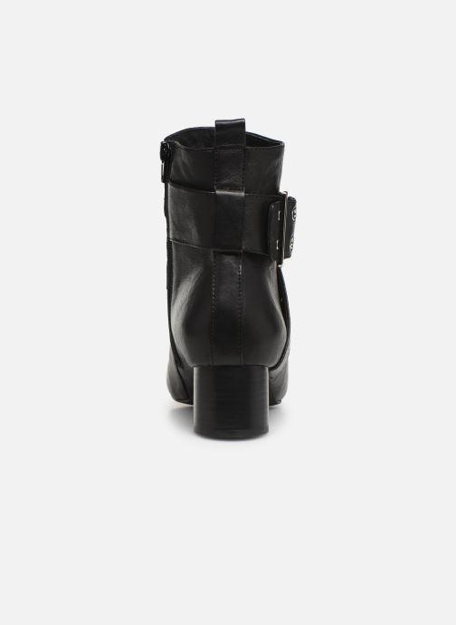 Bottines et boots Shoe the bear AYA BUCKLE L Noir vue droite