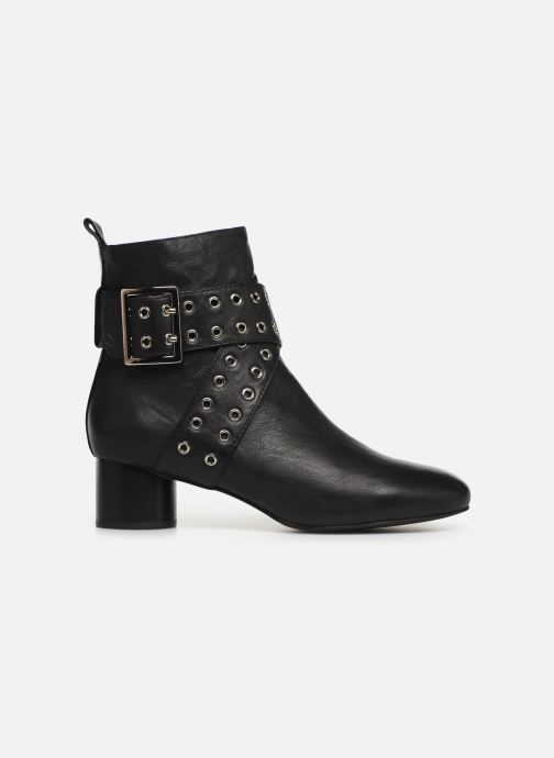 Ankle boots Shoe the bear AYA BUCKLE L Black back view