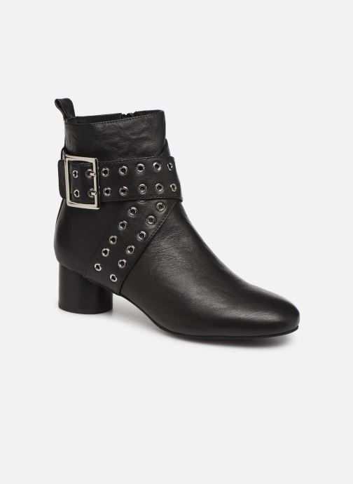 Ankle boots Shoe the bear AYA BUCKLE L Black detailed view/ Pair view
