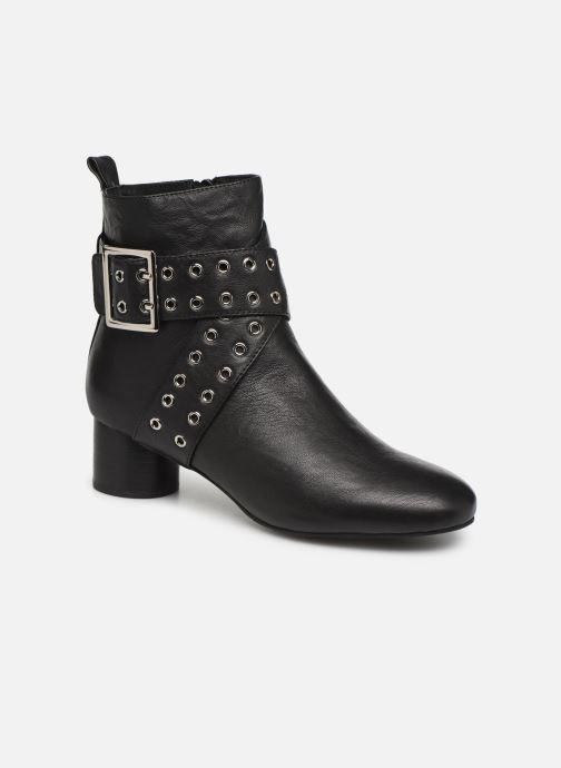 Bottines et boots Shoe the bear AYA BUCKLE L Noir vue détail/paire
