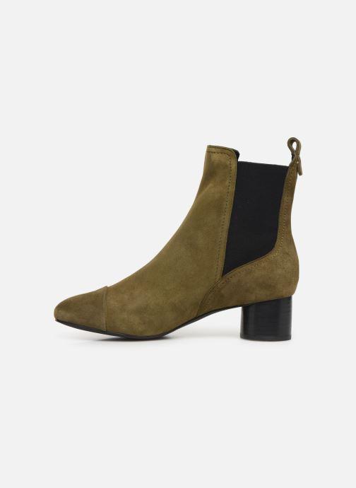Bottines et boots Shoe the bear AYA CHELSEA S Vert vue face