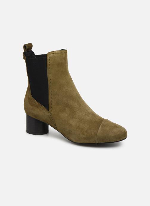 Bottines et boots Shoe the bear AYA CHELSEA S Vert vue détail/paire