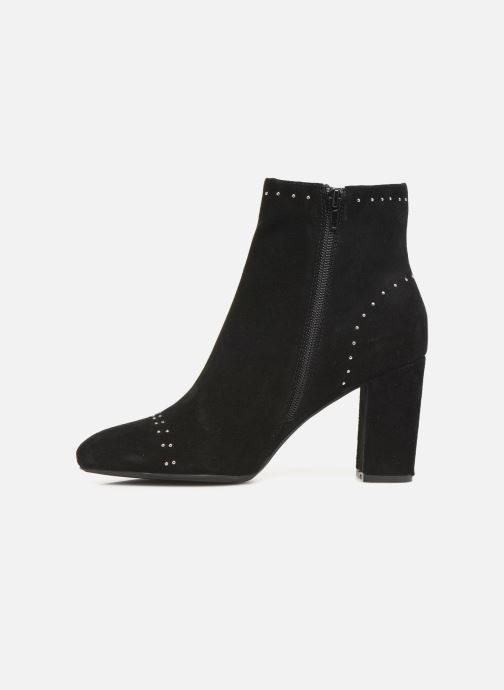 Ankle boots Shoe the bear MADDIE STUDS S Black front view