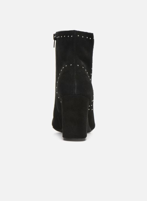 Ankle boots Shoe the bear MADDIE STUDS S Black view from the right