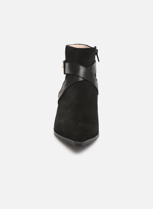 Bottines et boots Shoe the bear LINN BUCKLE S Noir vue portées chaussures