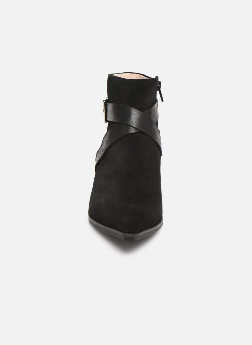 Ankle boots Shoe the bear LINN BUCKLE S Black model view