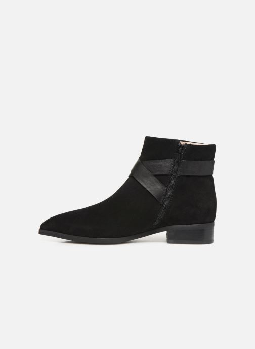 Ankle boots Shoe the bear LINN BUCKLE S Black front view