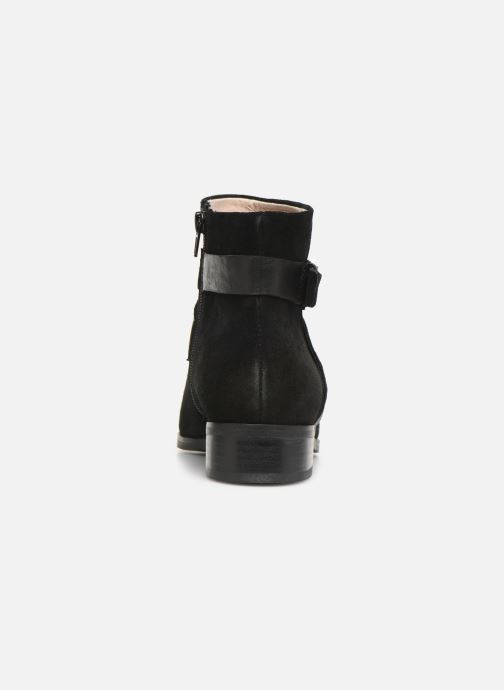Ankle boots Shoe the bear LINN BUCKLE S Black view from the right