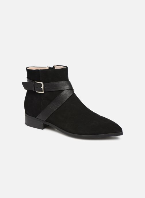 Ankle boots Shoe the bear LINN BUCKLE S Black detailed view/ Pair view