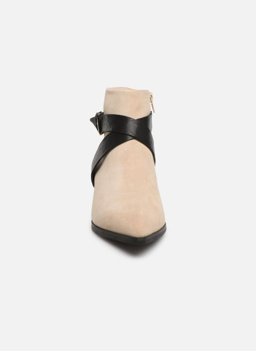 Shoe the bear LINN BUCKLE S (Beige) - Bottines et boots (390417)