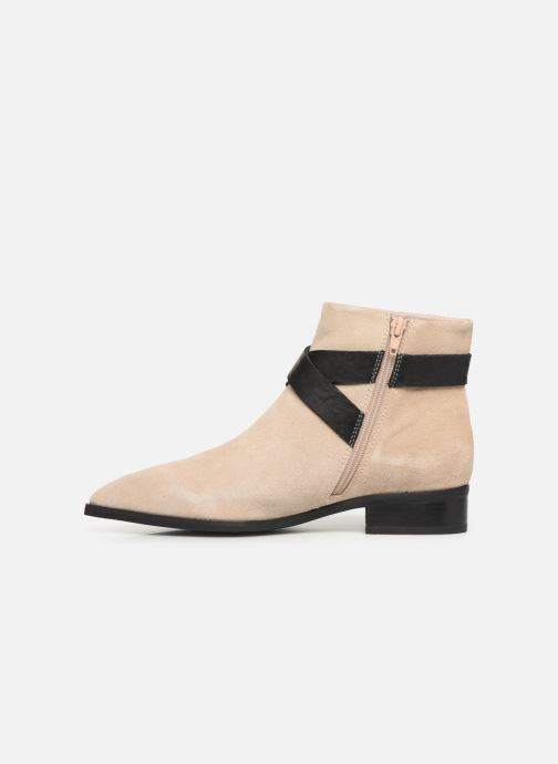 Boots en enkellaarsjes Shoe the bear LINN BUCKLE S Beige voorkant