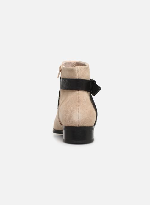 Bottines et boots Shoe the bear LINN BUCKLE S Beige vue droite