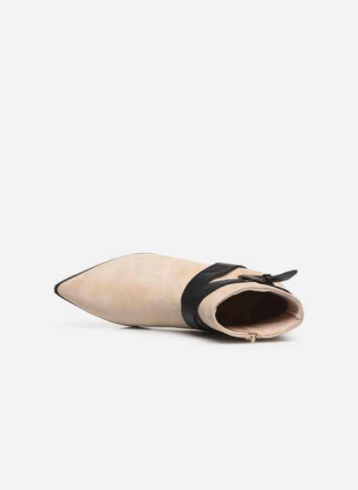 Boots en enkellaarsjes Shoe the bear LINN BUCKLE S Beige links