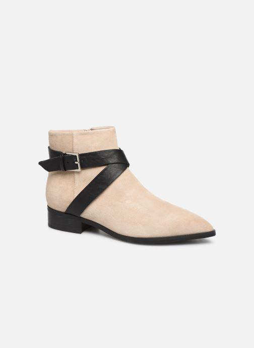 Bottines et boots Shoe the bear LINN BUCKLE S Beige vue détail/paire