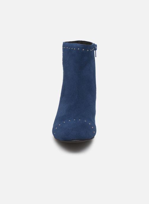Bottines et boots Shoe the bear ROSE STUDS S Bleu vue portées chaussures