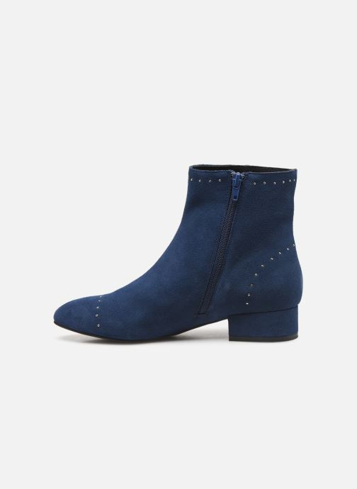 Bottines et boots Shoe the bear ROSE STUDS S Bleu vue face