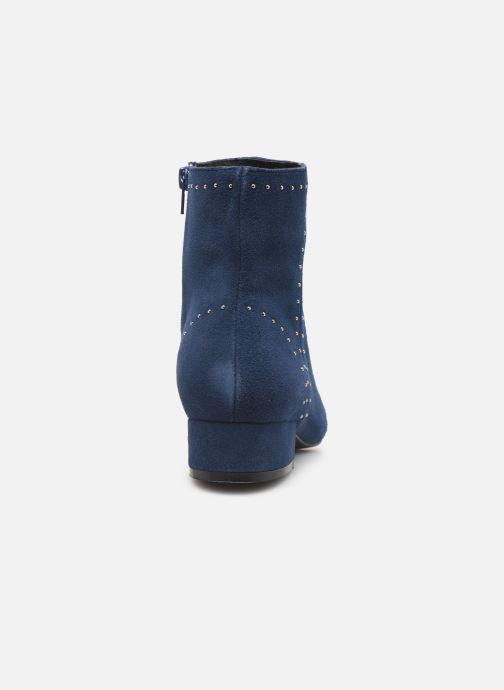 Bottines et boots Shoe the bear ROSE STUDS S Bleu vue droite
