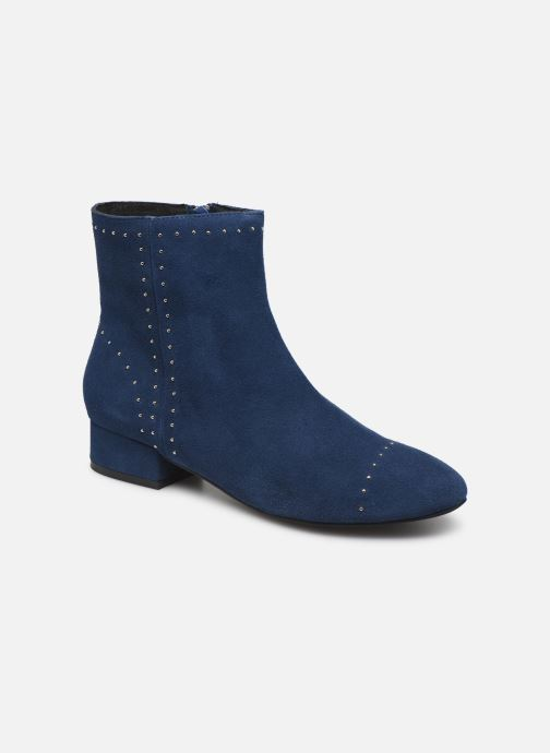 Bottines et boots Shoe the bear ROSE STUDS S Bleu vue détail/paire