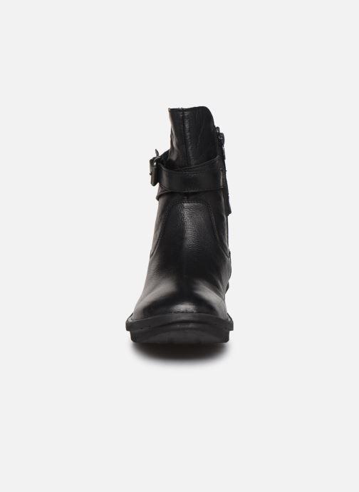 Bottines et boots Khrio 10623K SAVANA Noir vue portées chaussures
