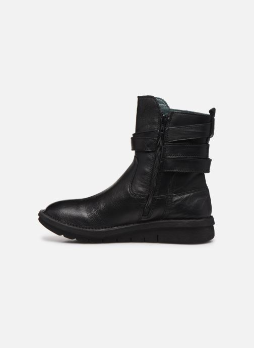 Bottines et boots Khrio 10623K SAVANA Noir vue face