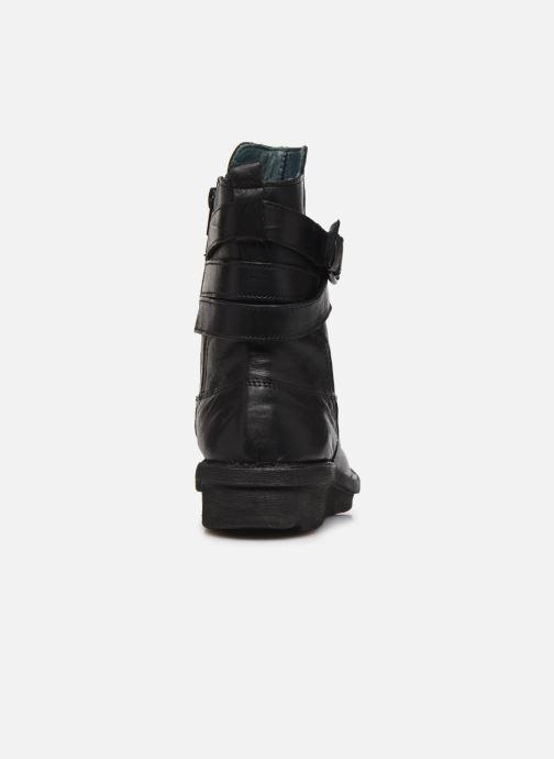 Bottines et boots Khrio 10623K SAVANA Noir vue droite