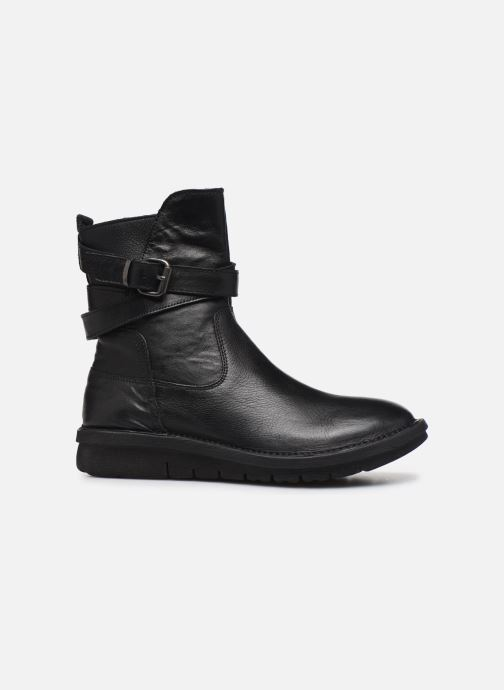 Bottines et boots Khrio 10623K SAVANA Noir vue derrière