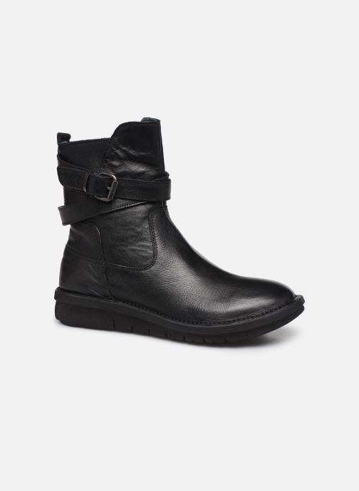 Bottines et boots Khrio 10623K SAVANA Noir vue détail/paire